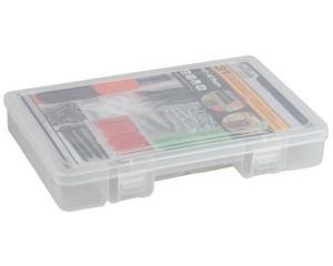 Ящик-органайзер пластмассовый для мелкого инструмента, 27х18х4см, KETER