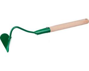 Бороздовичок, РОСТОК 39664, с деревянной ручкой, ширина рабочей части - 65мм